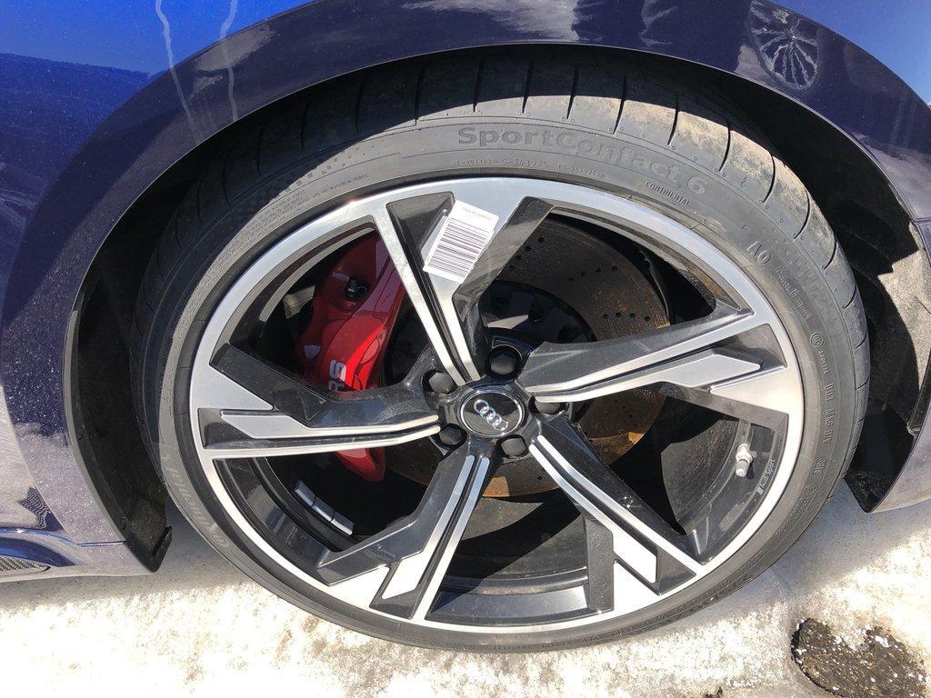 Audi RS 5 Sportback  2019 à St-Bruno, Québec - 5 - w1024h768px