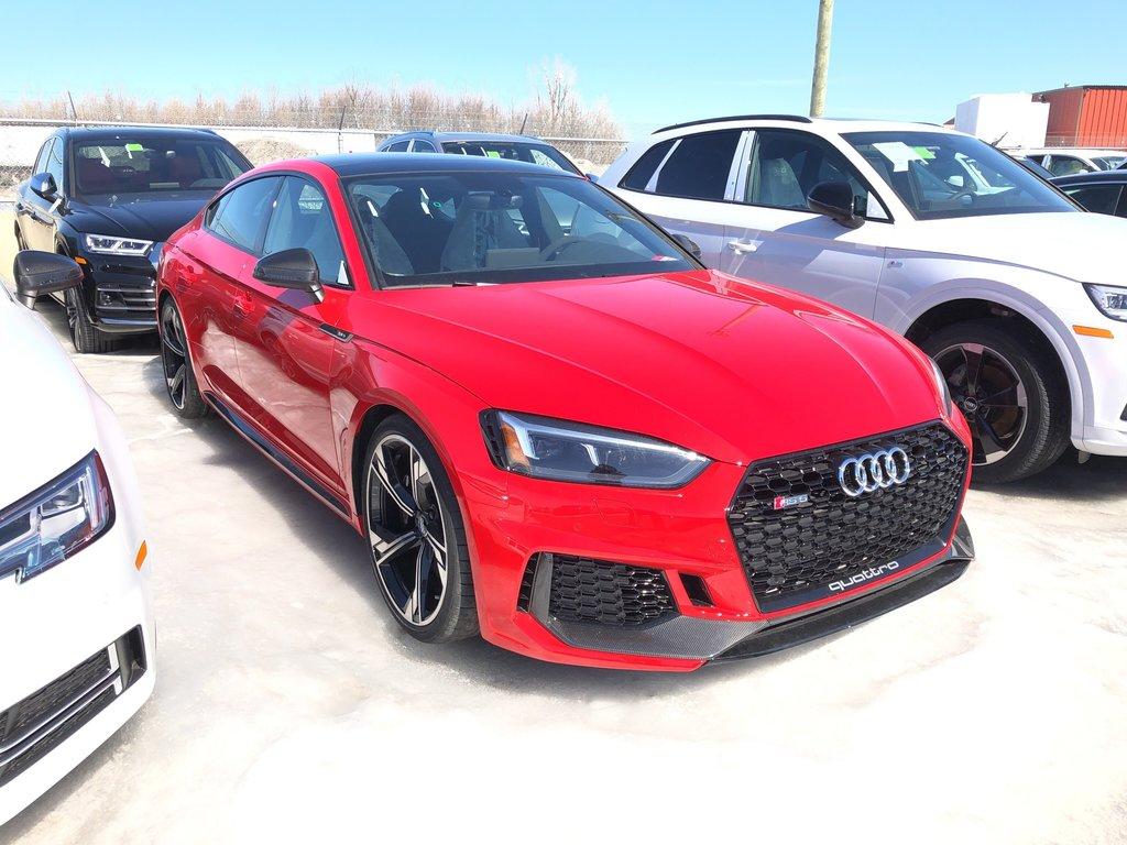 Audi RS 5 Sportback  2019 à St-Bruno, Québec - 3 - w1024h768px