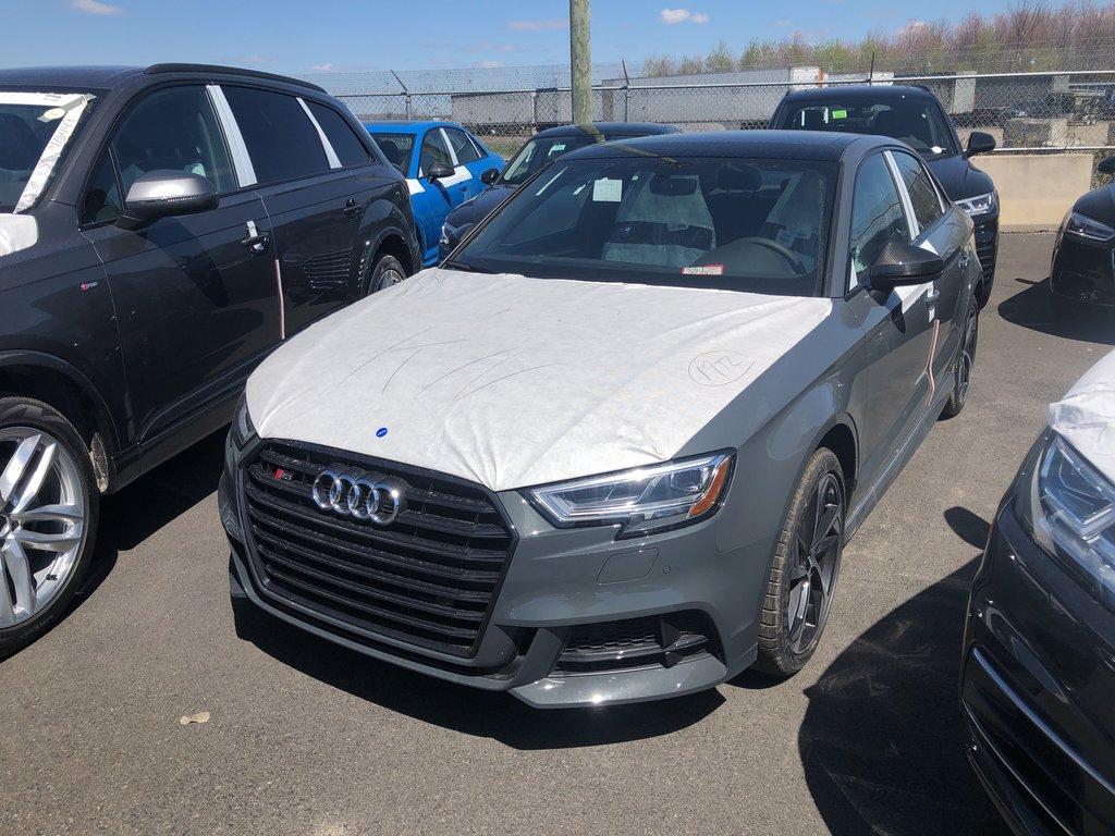 Audi S3 SEDAN Technik 2019 à St-Bruno, Québec - 1 - w1024h768px