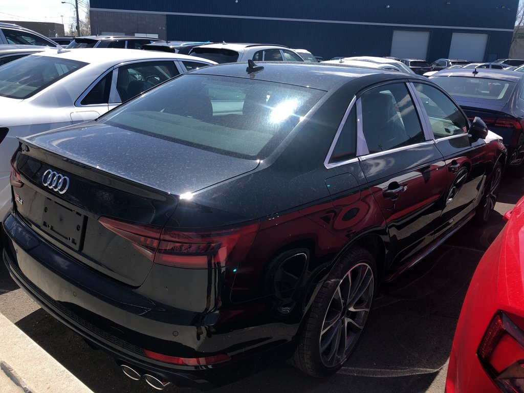 Audi S4 SEDAN Progressiv 2019 à St-Bruno, Québec - 5 - w1024h768px