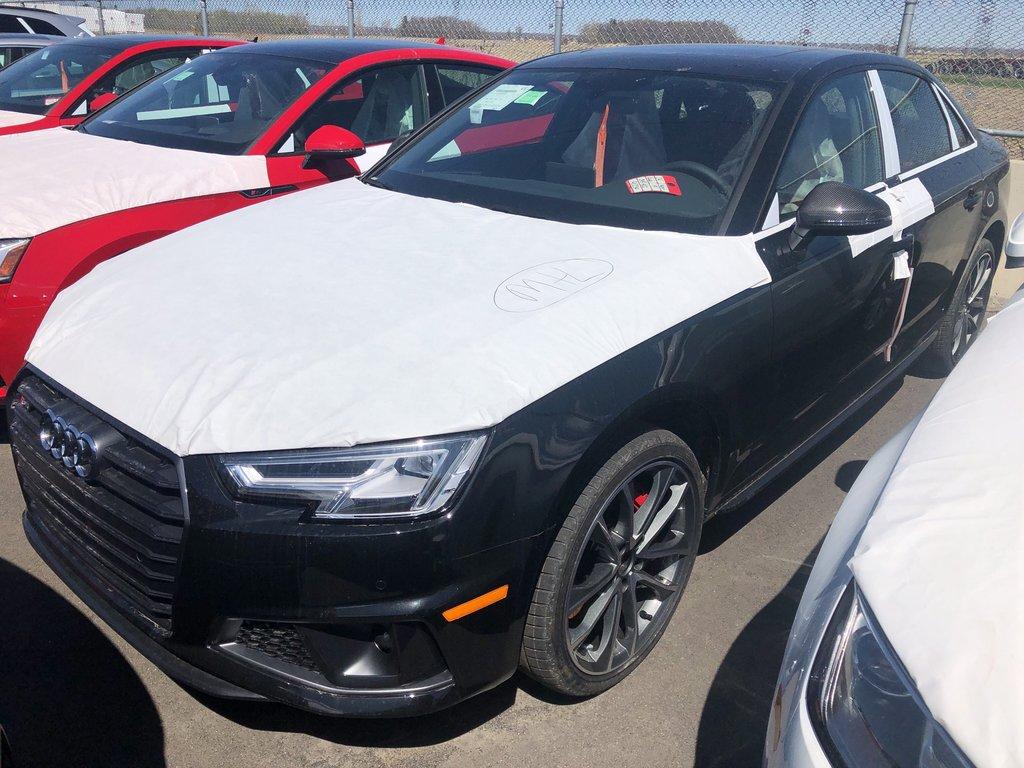 Audi S4 SEDAN Progressiv 2019 à St-Bruno, Québec - 1 - w1024h768px