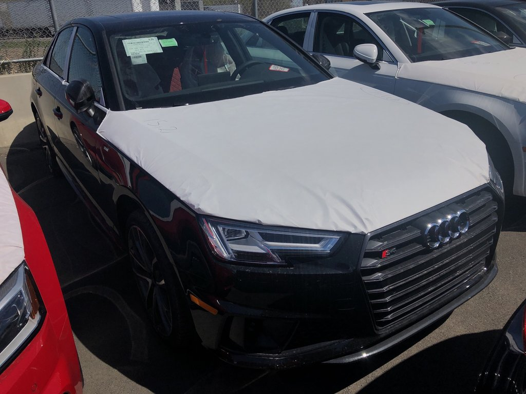 Audi S4 SEDAN Progressiv 2019 à St-Bruno, Québec - 2 - w1024h768px