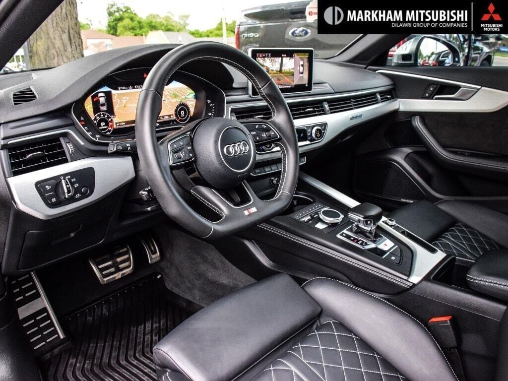 2018 Audi S4 3.0T Technik quattro 8sp Tiptronic (SOO) in Markham, Ontario - 10 - w1024h768px