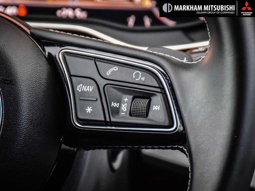 2018 Audi S4 3.0T Technik quattro 8sp Tiptronic (SOO) in Markham, Ontario - 15 - w1024h768px