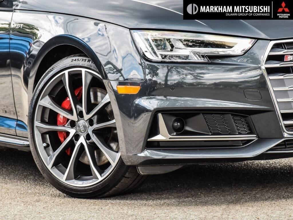 2018 Audi S4 3.0T Technik quattro 8sp Tiptronic (SOO) in Markham, Ontario - 7 - w1024h768px