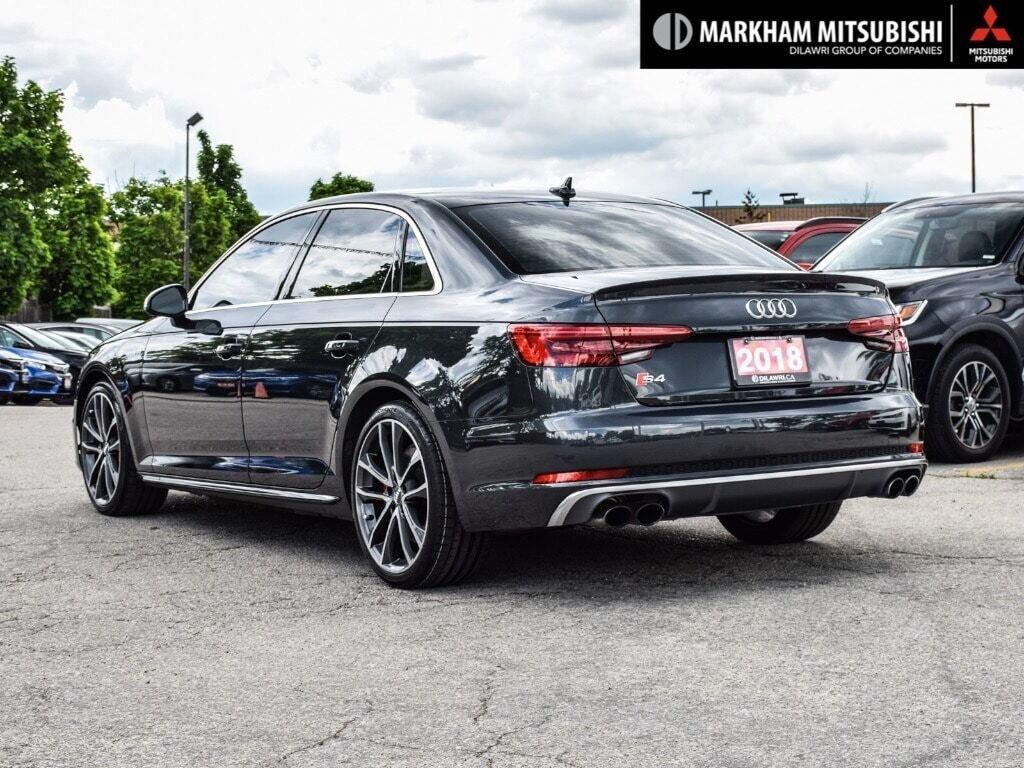 2018 Audi S4 3.0T Technik quattro 8sp Tiptronic (SOO) in Markham, Ontario - 4 - w1024h768px