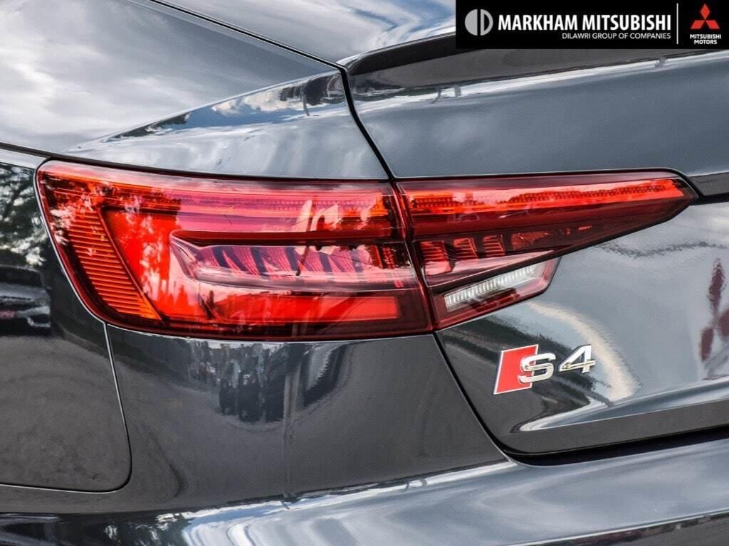 2018 Audi S4 3.0T Technik quattro 8sp Tiptronic (SOO) in Markham, Ontario - 6 - w1024h768px