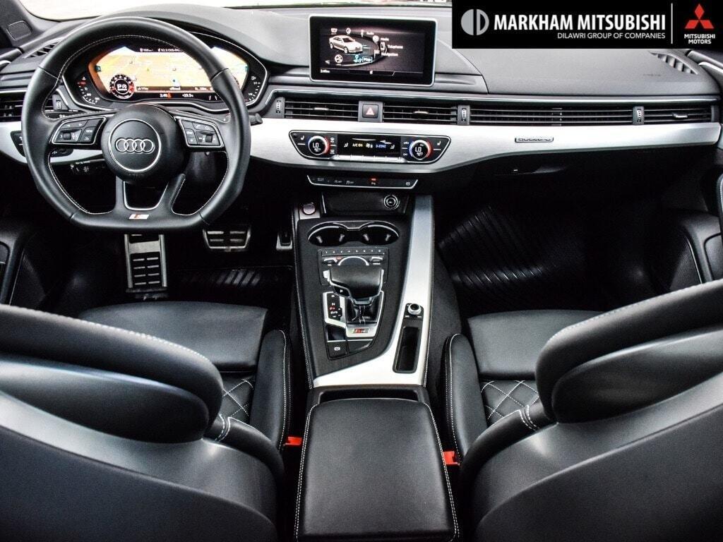 2018 Audi S4 3.0T Technik quattro 8sp Tiptronic (SOO) in Markham, Ontario - 11 - w1024h768px