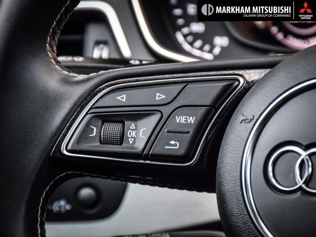 2018 Audi S4 3.0T Technik quattro 8sp Tiptronic (SOO) in Markham, Ontario - 14 - w1024h768px