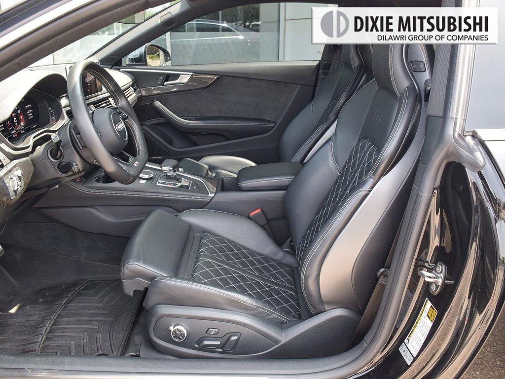 2018 Audi S5 3.0T Technik quattro 8sp Tiptronic Cpe in Mississauga, Ontario - 11 - w1024h768px