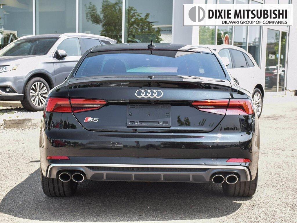 2018 Audi S5 3.0T Technik quattro 8sp Tiptronic Cpe in Mississauga, Ontario - 4 - w1024h768px