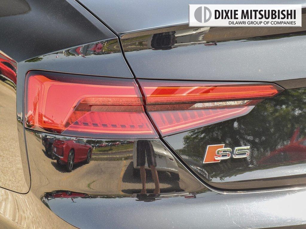 2018 Audi S5 3.0T Technik quattro 8sp Tiptronic Cpe in Mississauga, Ontario - 8 - w1024h768px