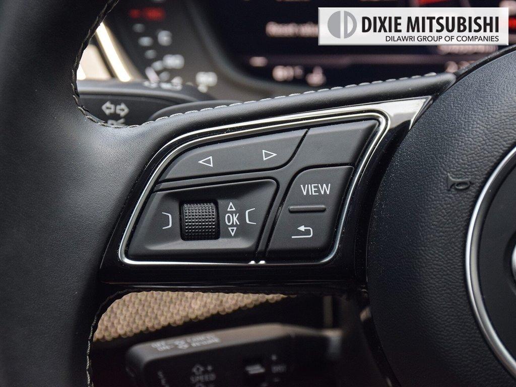 2018 Audi S5 3.0T Technik quattro 8sp Tiptronic Cpe in Mississauga, Ontario - 14 - w1024h768px