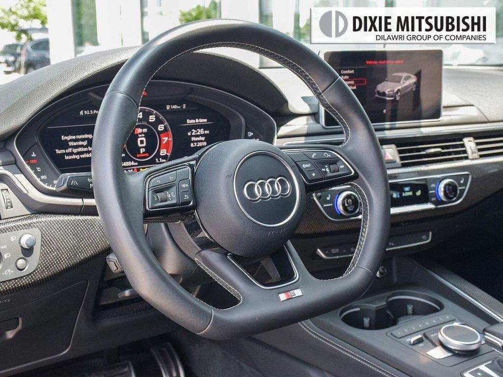 2018 Audi S5 3.0T Technik quattro 8sp Tiptronic Cpe in Mississauga, Ontario - 13 - w1024h768px