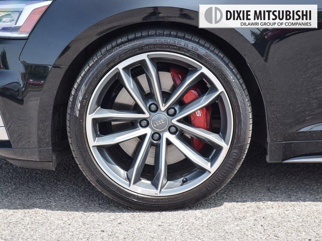 2018 Audi S5 3.0T Technik quattro 8sp Tiptronic Cpe in Mississauga, Ontario - 7 - w1024h768px
