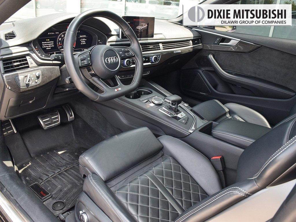 2018 Audi S5 3.0T Technik quattro 8sp Tiptronic Cpe in Mississauga, Ontario - 12 - w1024h768px