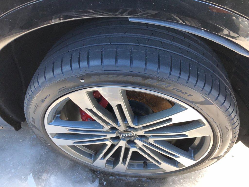 Audi SQ5 Progressiv 2018 à St-Bruno, Québec - 5 - w1024h768px