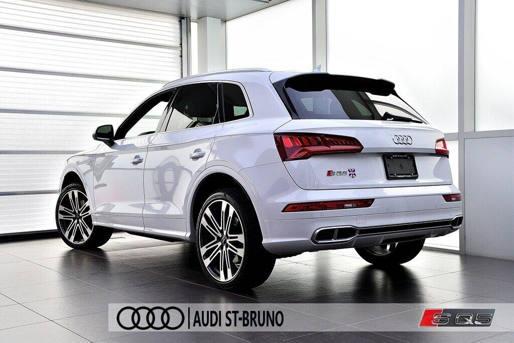 Audi SQ5 PROGRESSIV + LA PLACE POUR UN SQ5 2018 à St-Bruno, Québec - 8 - w1024h768px