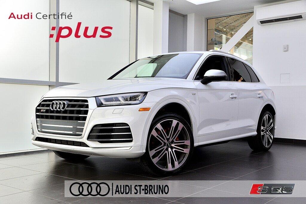 Audi SQ5 PROGRESSIV + LA PLACE POUR UN SQ5 2018 à St-Bruno, Québec - 1 - w1024h768px