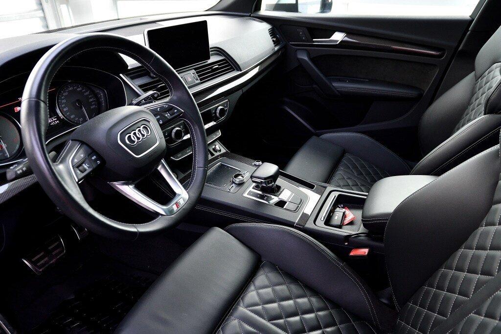 Audi SQ5 PROGRESSIV + LA PLACE POUR UN SQ5 2018 à St-Bruno, Québec - 12 - w1024h768px