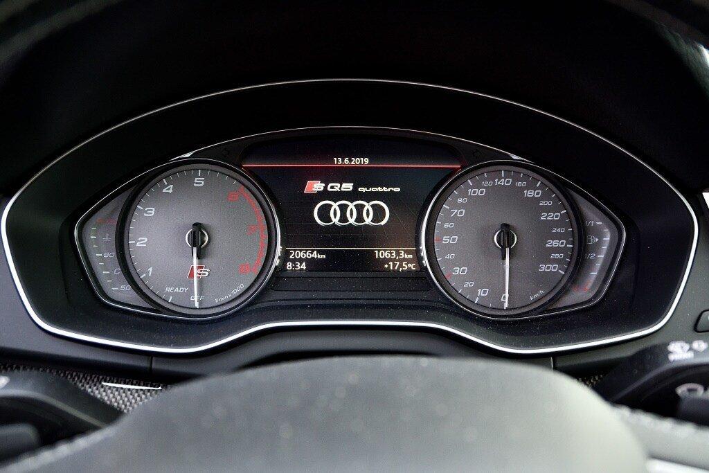 Audi SQ5 PROGRESSIV + LA PLACE POUR UN SQ5 2018 à St-Bruno, Québec - 20 - w1024h768px