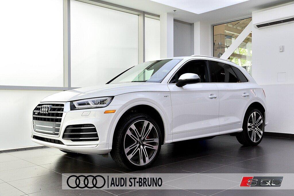 Audi SQ5 PROGRESSIV + LA PLACE POUR UN SQ5 2018 à St-Bruno, Québec - 5 - w1024h768px