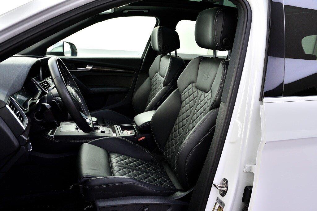 Audi SQ5 PROGRESSIV + LA PLACE POUR UN SQ5 2018 à St-Bruno, Québec - 17 - w1024h768px