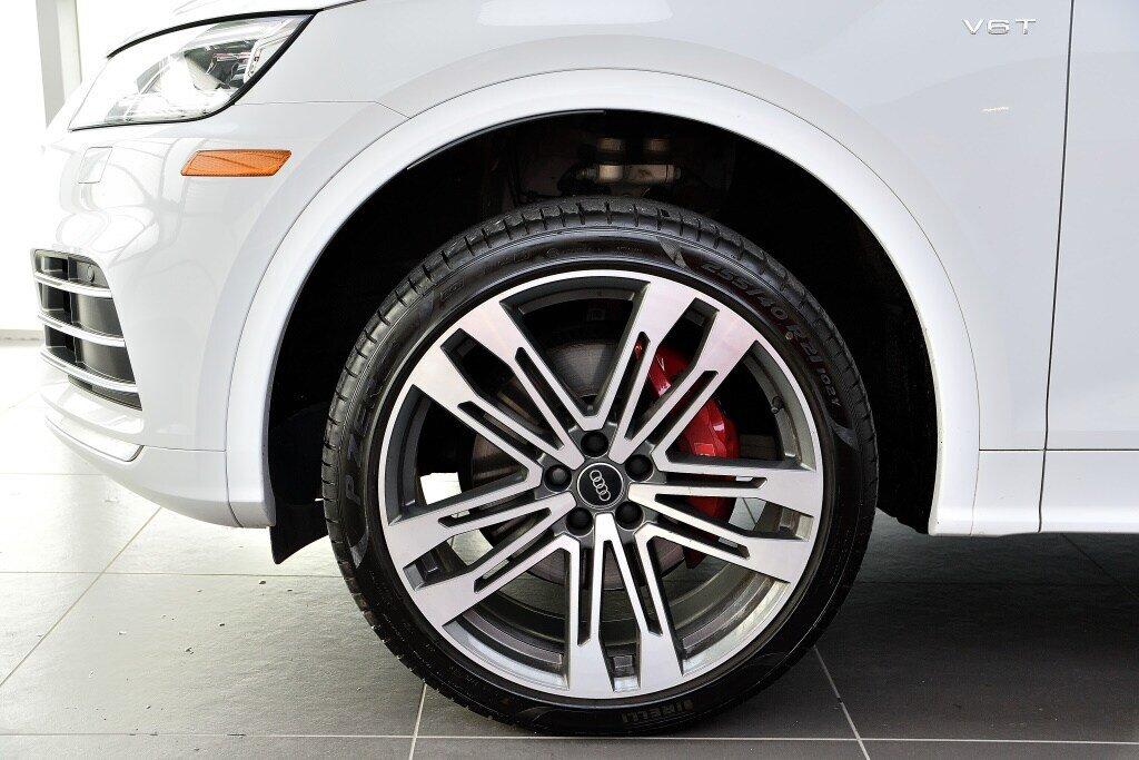 Audi SQ5 PROGRESSIV + LA PLACE POUR UN SQ5 2018 à St-Bruno, Québec - 6 - w1024h768px