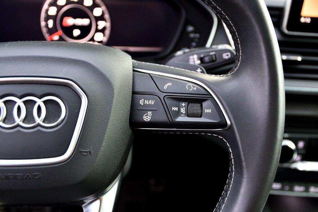 Audi SQ5 TECHNIK + LA PLACE POUR UN SQ5 2018 à St-Bruno, Québec - 31 - w1024h768px