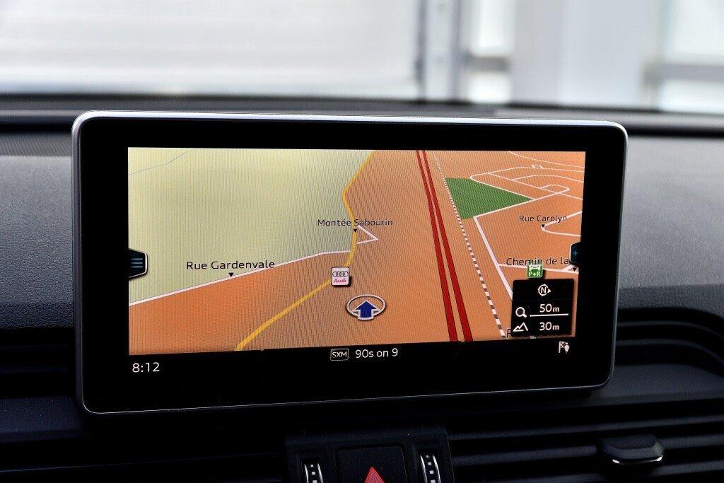 Audi SQ5 TECHNIK + LA PLACE POUR UN SQ5 2018 à St-Bruno, Québec - 25 - w1024h768px