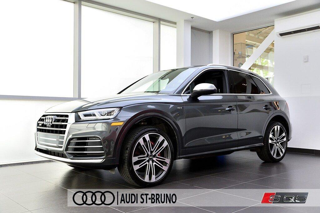 Audi SQ5 TECHNIK + LA PLACE POUR UN SQ5 2018 à St-Bruno, Québec - 5 - w1024h768px