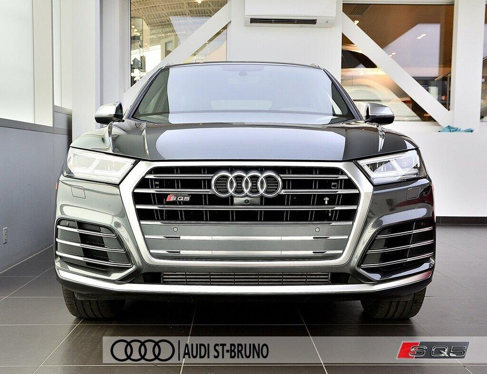 Audi SQ5 TECHNIK + LA PLACE POUR UN SQ5 2018 à St-Bruno, Québec - 4 - w1024h768px