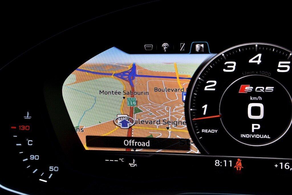 Audi SQ5 TECHNIK + LA PLACE POUR UN SQ5 2018 à St-Bruno, Québec - 22 - w1024h768px