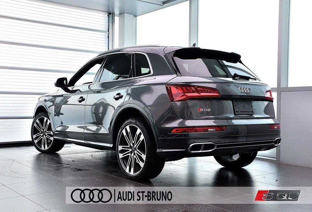 Audi SQ5 PROGRESSIV + MOINS CHÈRE + 0.9% 2018 à St-Bruno, Québec - 8 - w1024h768px