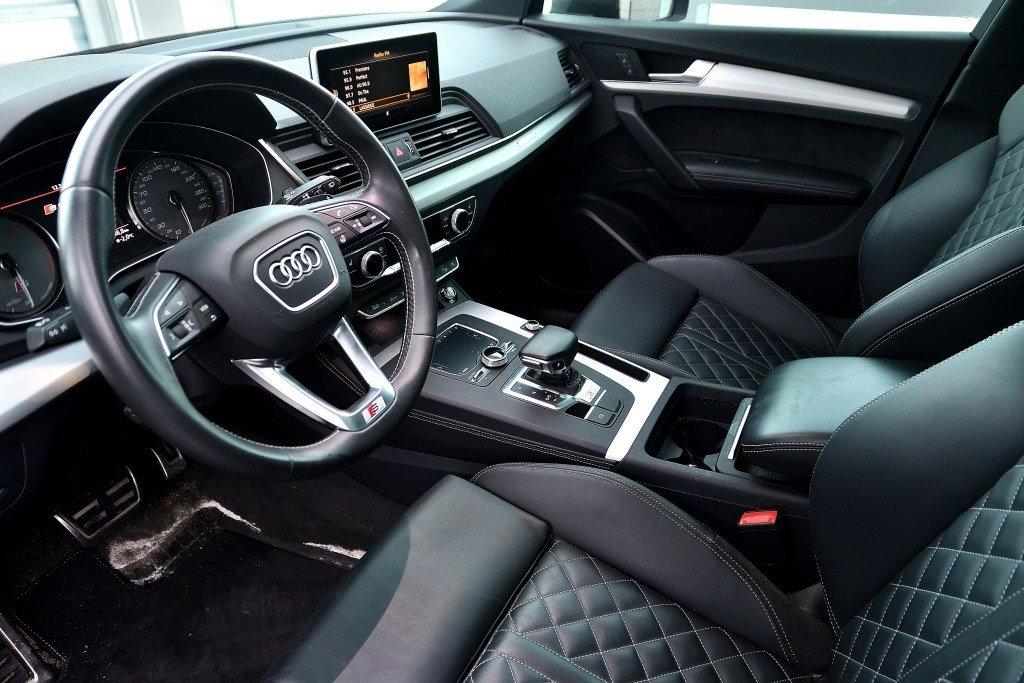 Audi SQ5 PROGRESSIV + MOINS CHÈRE + 0.9% 2018 à St-Bruno, Québec - 11 - w1024h768px