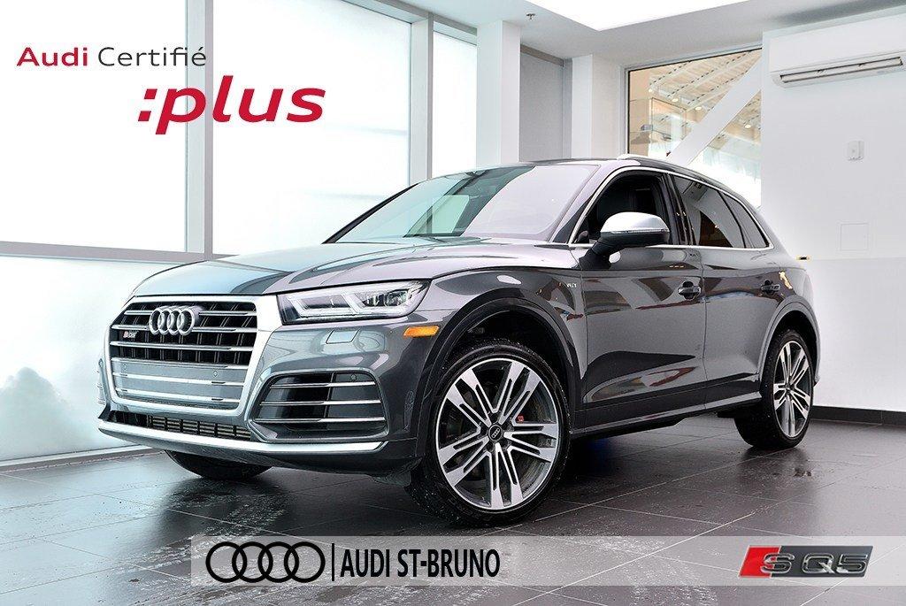 Audi SQ5 PROGRESSIV + MOINS CHÈRE + 0.9% 2018 à St-Bruno, Québec - 1 - w1024h768px