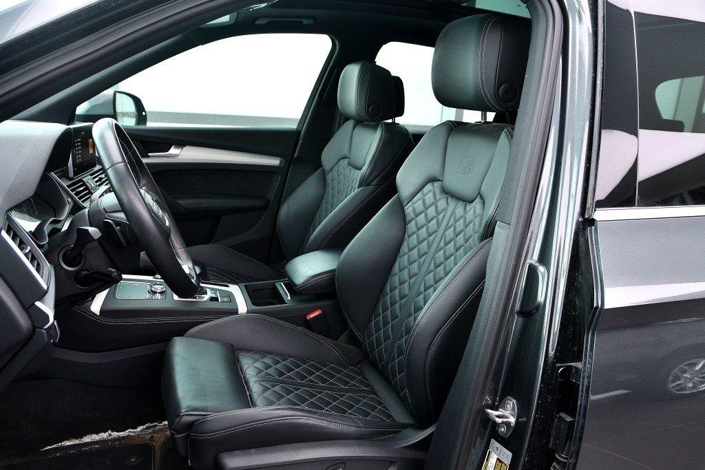 Audi SQ5 PROGRESSIV + MOINS CHÈRE + 0.9% 2018 à St-Bruno, Québec - 16 - w1024h768px