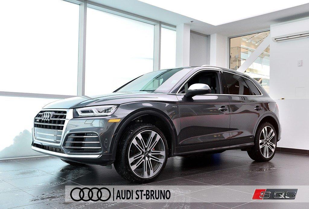 Audi SQ5 PROGRESSIV + MOINS CHÈRE + 0.9% 2018 à St-Bruno, Québec - 5 - w1024h768px