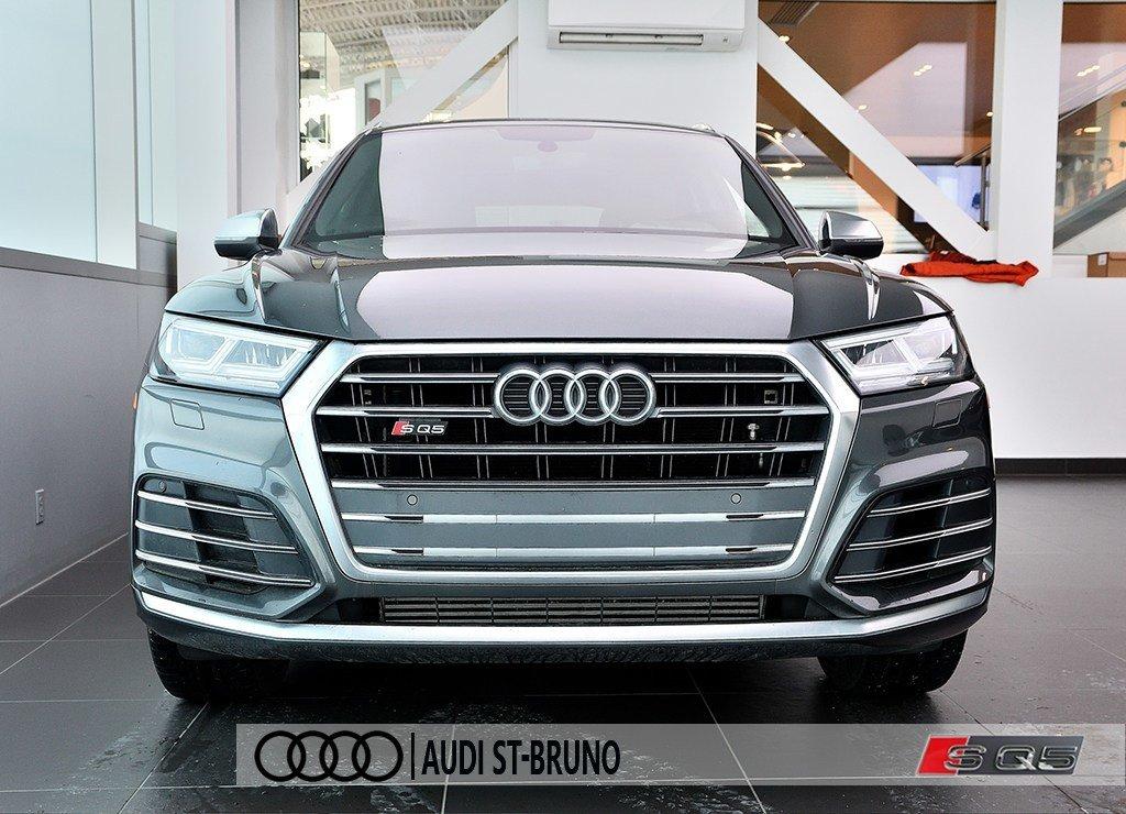 Audi SQ5 PROGRESSIV + MOINS CHÈRE + 0.9% 2018 à St-Bruno, Québec - 4 - w1024h768px