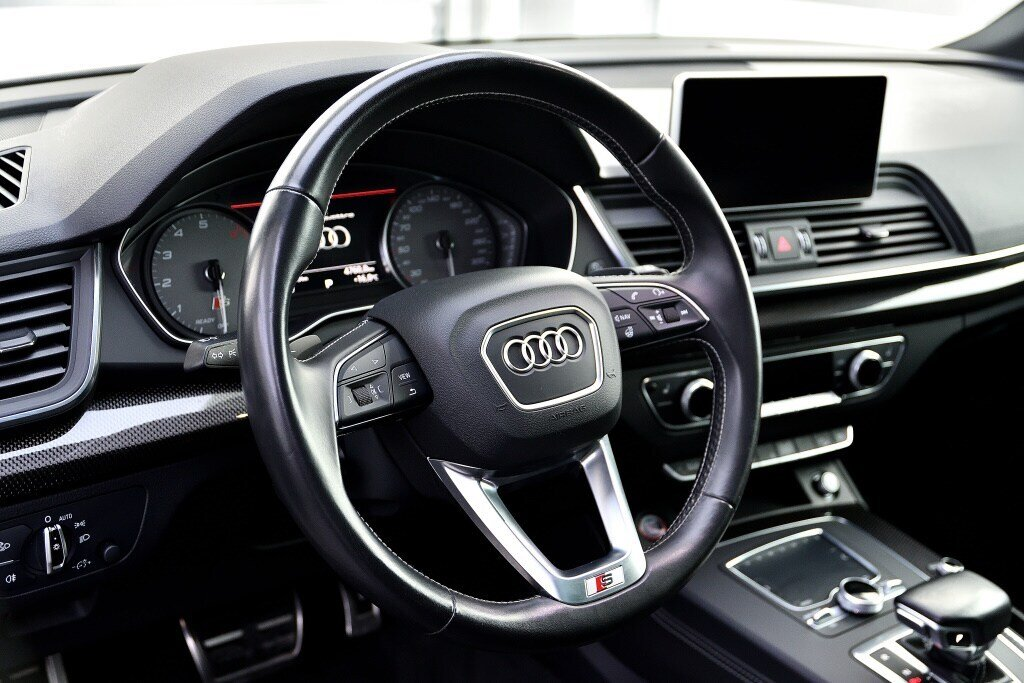 Audi SQ5 PROGRESSIV + PRIX FOU + CARBONE 2018 à St-Bruno, Québec - 11 - w1024h768px