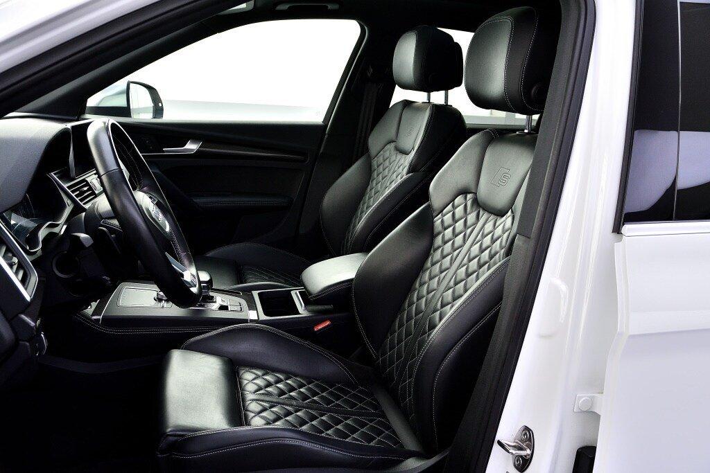 Audi SQ5 PROGRESSIV + PRIX FOU + CARBONE 2018 à St-Bruno, Québec - 17 - w1024h768px