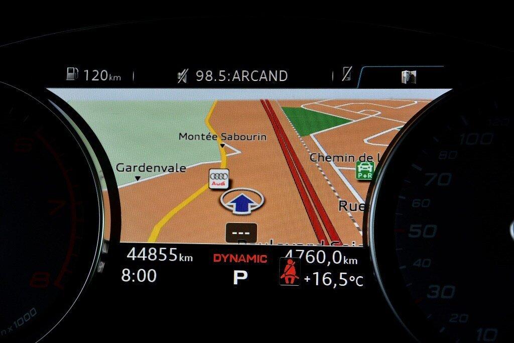 Audi SQ5 PROGRESSIV + PRIX FOU + CARBONE 2018 à St-Bruno, Québec - 22 - w1024h768px