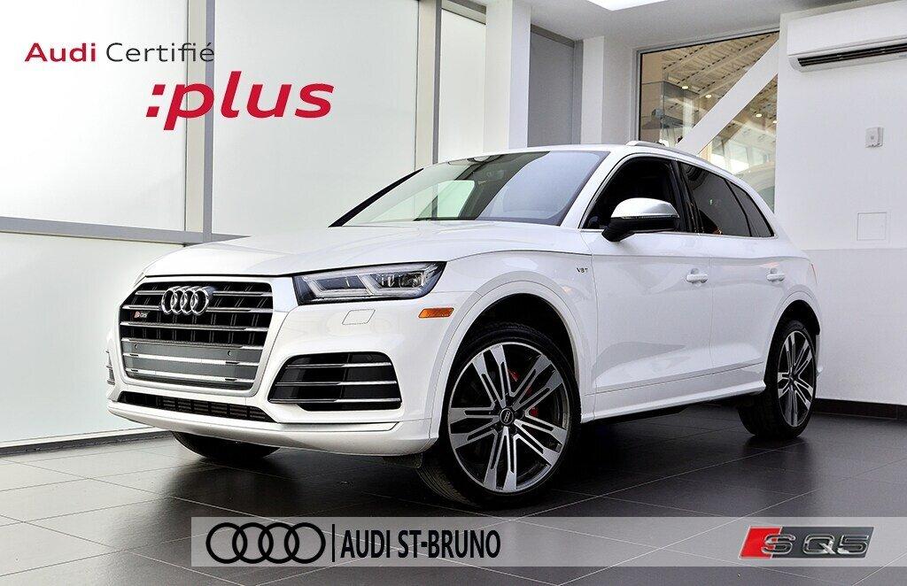 Audi SQ5 PROGRESSIV + PRIX FOU + CARBONE 2018 à St-Bruno, Québec - 1 - w1024h768px