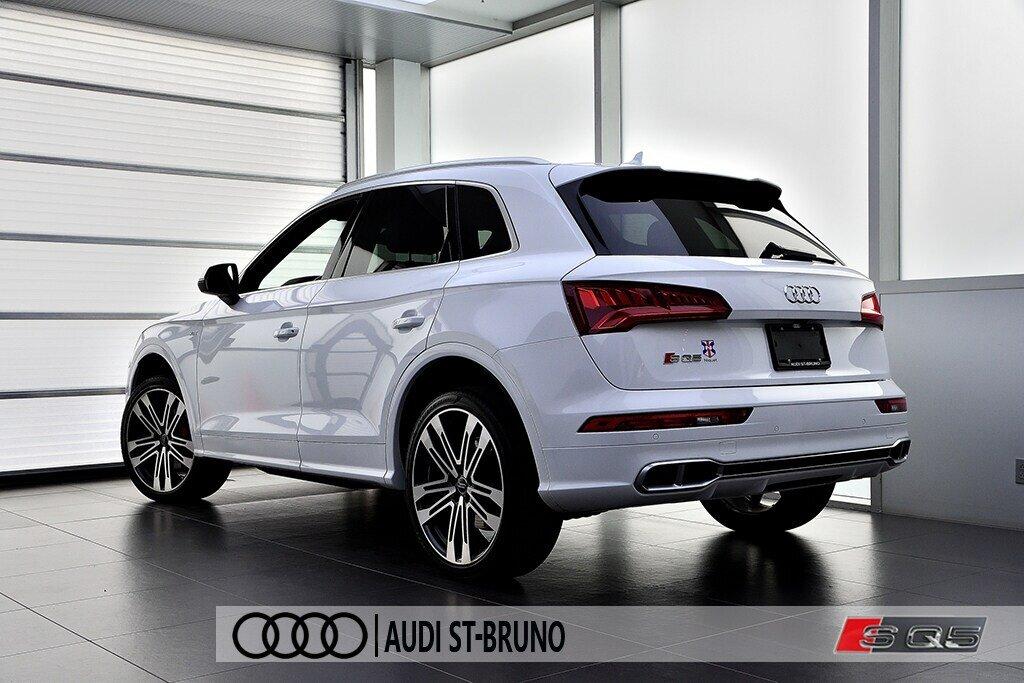 Audi SQ5 PROGRESSIV + PRIX FOU + CARBONE 2018 à St-Bruno, Québec - 8 - w1024h768px