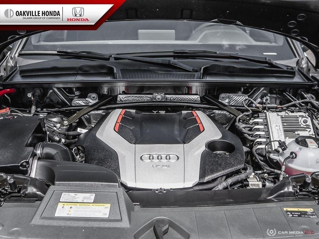 2018 Audi SQ5 3.0T Technik quattro 8sp Tiptronic in Oakville, Ontario - 8 - w1024h768px