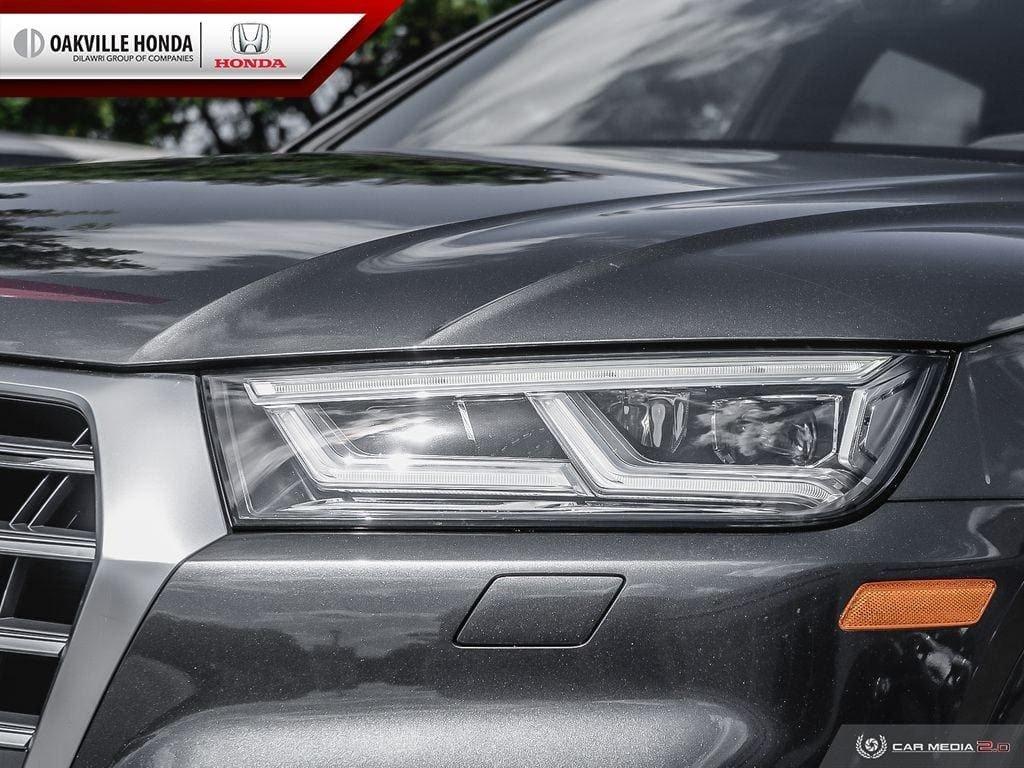 2018 Audi SQ5 3.0T Technik quattro 8sp Tiptronic in Oakville, Ontario - 10 - w1024h768px