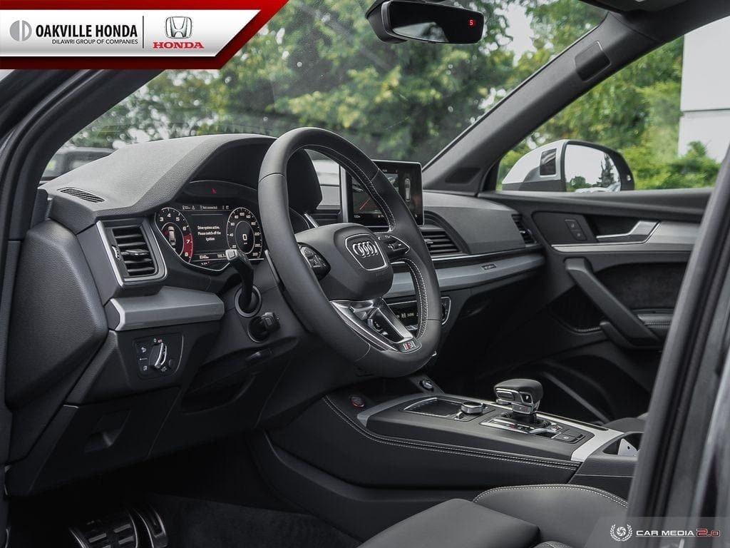 2018 Audi SQ5 3.0T Technik quattro 8sp Tiptronic in Oakville, Ontario - 12 - w1024h768px