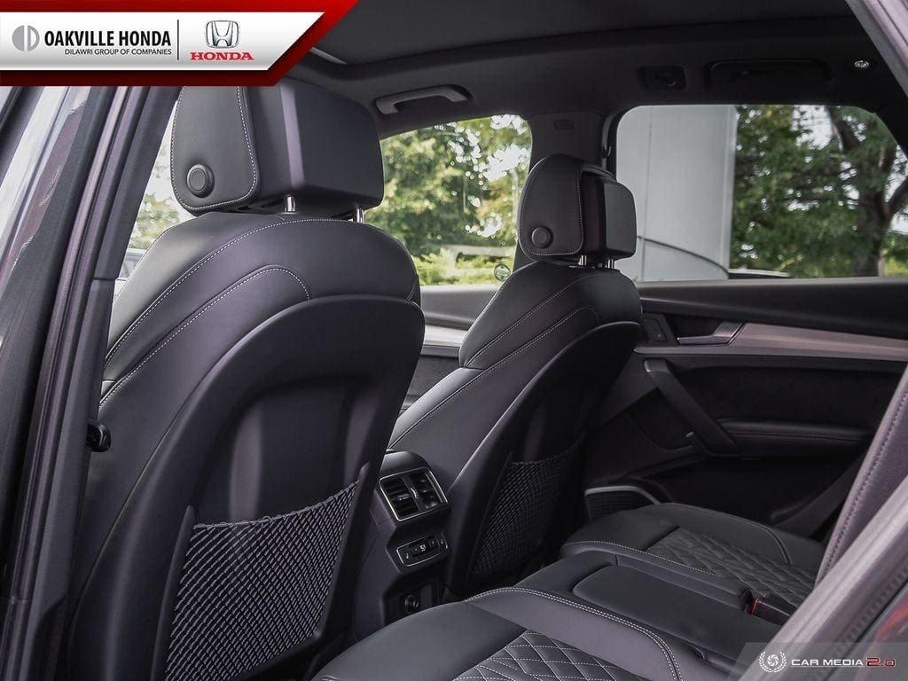 2018 Audi SQ5 3.0T Technik quattro 8sp Tiptronic in Oakville, Ontario - 23 - w1024h768px