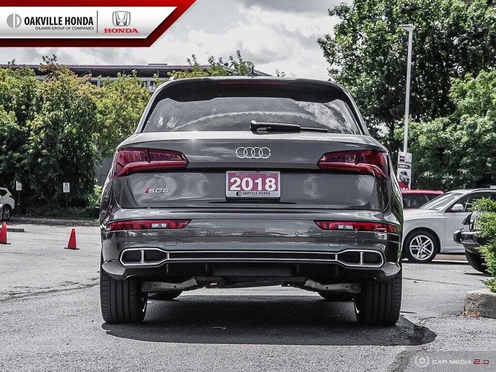 2018 Audi SQ5 3.0T Technik quattro 8sp Tiptronic in Oakville, Ontario - 5 - w1024h768px
