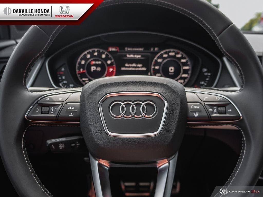 2018 Audi SQ5 3.0T Technik quattro 8sp Tiptronic in Oakville, Ontario - 13 - w1024h768px
